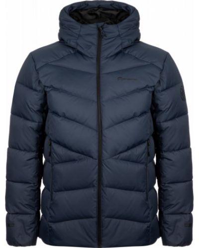 Пуховая куртка - синяя Outventure