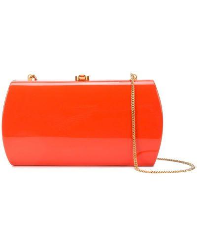 Оранжевая сумка Rocio