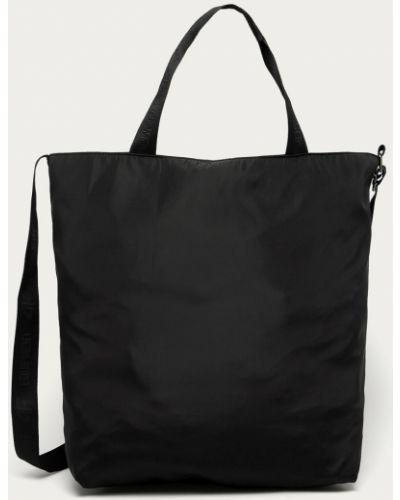 Czarna torebka duża 4f