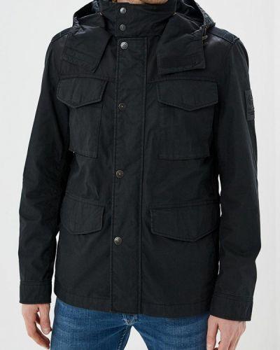 Куртка демисезонная черный Strellson