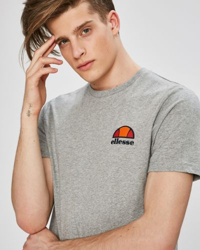 Серая футболка Ellesse