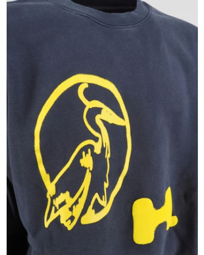 Bluza oversize - niebieska Heron Preston