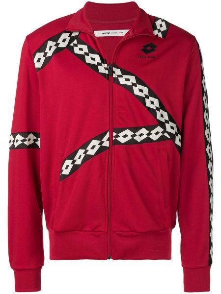 Куртка с манжетами с вышивкой Damir Doma