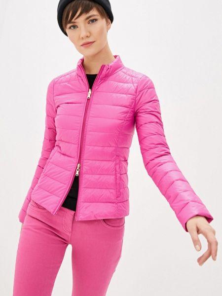 Зимняя куртка весенняя розовая Patrizia Pepe