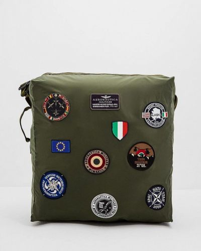 Спортивная сумка нейлоновая Aeronautica Militare