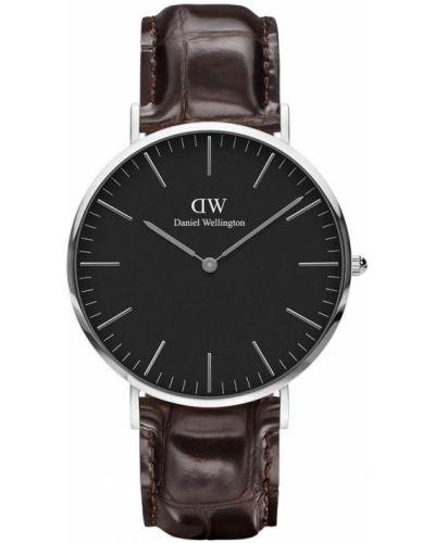 Klasyczny zegarek - czarny Daniel Wellington