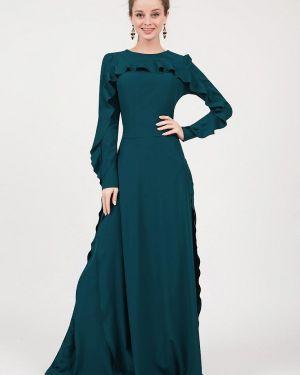 Вечернее платье зеленый Marichuell