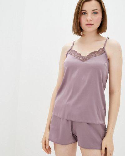 Пижамная фиолетовая пижама Mianagreen