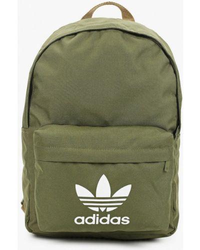 Рюкзак хаки Adidas Originals
