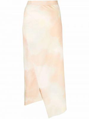 Юбка миди с принтом Vivienne Westwood