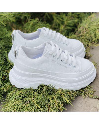 Кроссовки - белые Masheros