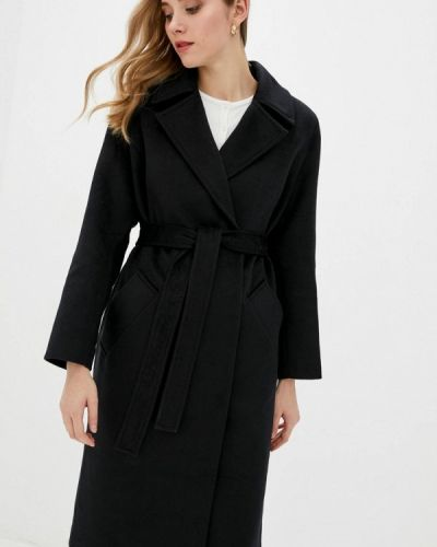 Черное пальто Danna