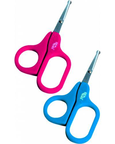 Ножнички маникюрные детский пома