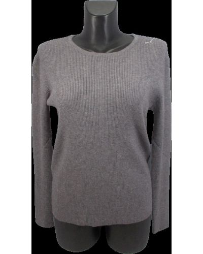 Шерстяной свитер - серый Gertie