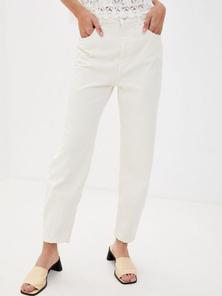 Белые джинсы Pimkie