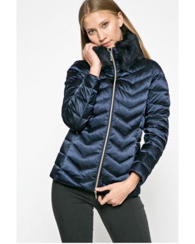 Стеганая куртка утепленная пуховая Geox