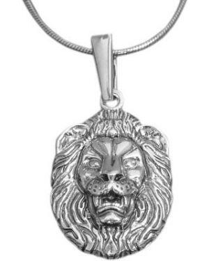 Медальон с декоративной отделкой с подвесками золотой меркурий