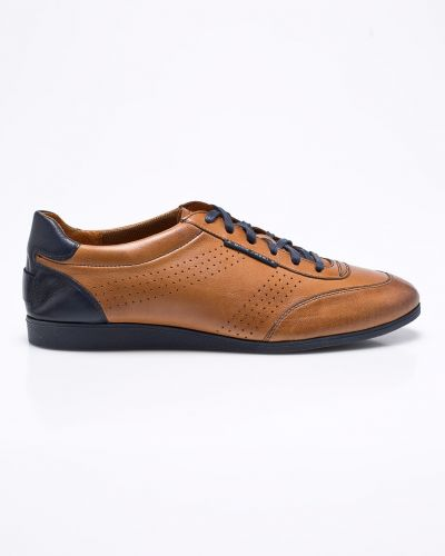 Коричневые туфли Gino Rossi