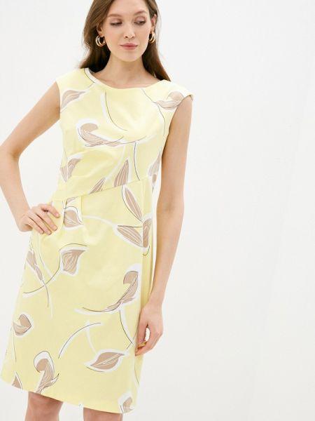 Платье прямое весеннее Gerry Weber