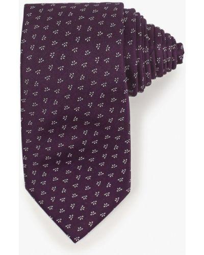 Фиолетовый галстук Boss