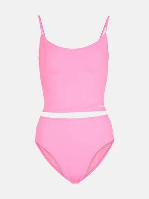 Tankini - różowy Balenciaga