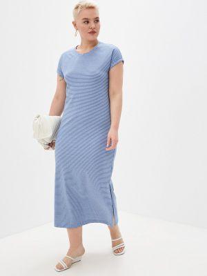 Платье - голубое Forus