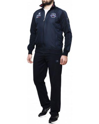 Костюмный хлопковый спортивный костюм Paul & Shark