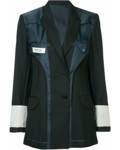 Синяя куртка Kimhekim