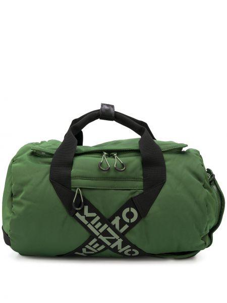 Zielony sport plecak Kenzo