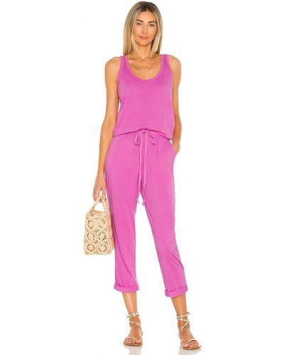 Комбинезон с карманами - розовый Michael Stars