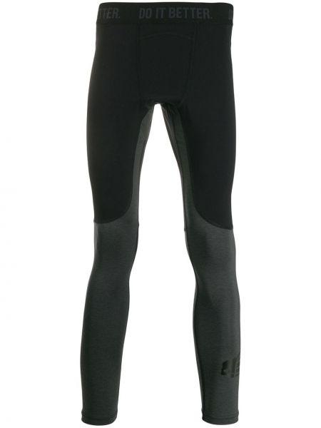 Czarne legginsy Hydrogen
