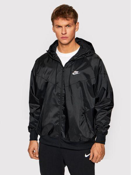 Wiatrówka - czarna Nike