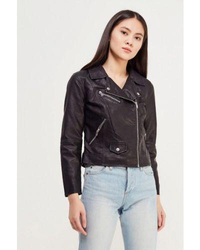 Черная куртка весенняя Only