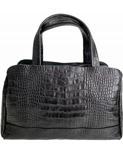Кожаная сумка Rozetka