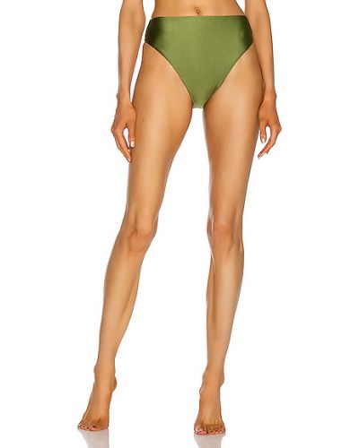 Нейлоновые оливковые бикини стрейч Jade Swim