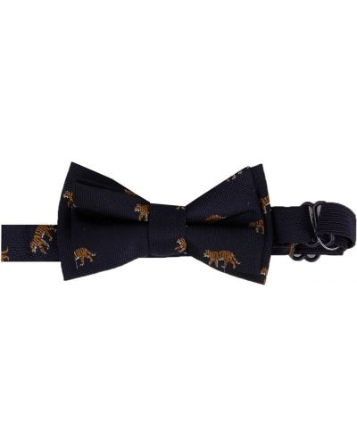Синий галстук-бабочка с бабочкой Mayoral