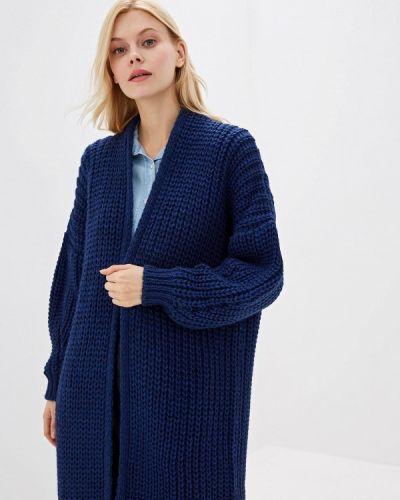 Синий свитер Miss Miss By Valentina