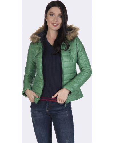 Зеленая куртка Felix Hardy