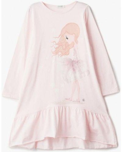 Розовая ночная сорочка United Colors Of Benetton