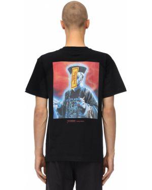 Czarny t-shirt bawełniany Fr2 - Fxxking Rabbits