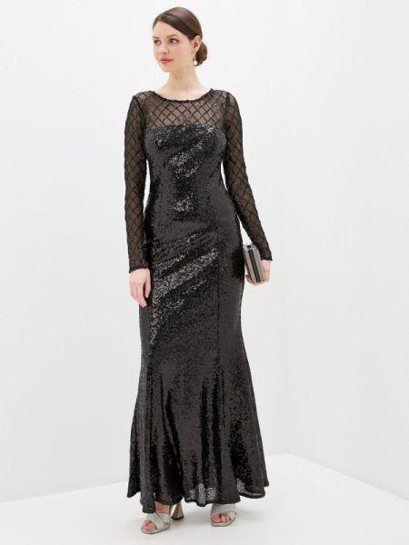 Вечернее платье - черное Goddiva