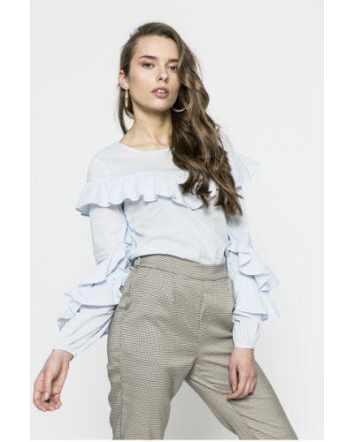 Блузка прямая с рюшами Vila