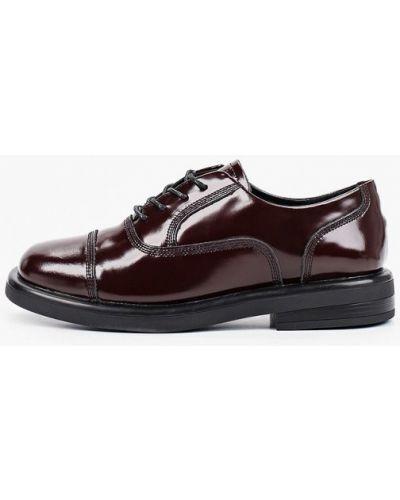 Лаковые красные кожаные ботинки Sprincway