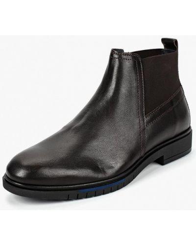 Ботинки челси осенние кожаные Tommy Hilfiger
