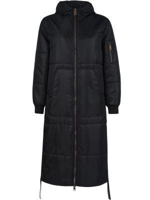 Черная куртка Forte Couture