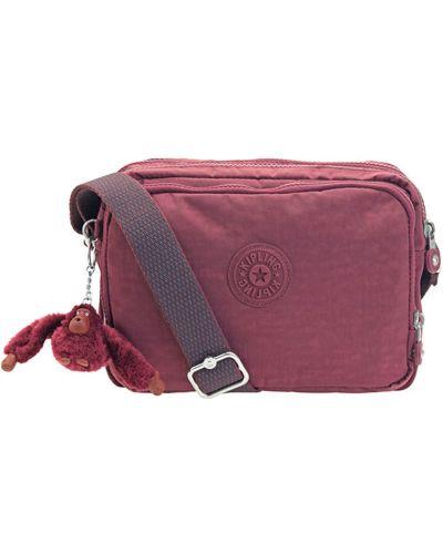 Różowa torebka Kipling