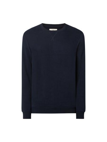 Niebieska bluza bawełniana Edc By Esprit