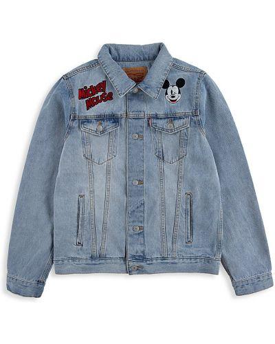 Синяя джинсовая куртка для беременных с воротником Levi's®