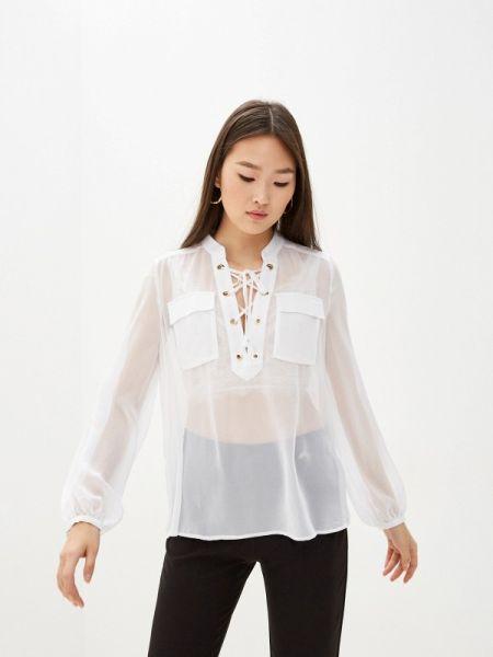 Блузка с длинным рукавом белая весенний Marciano Los Angeles
