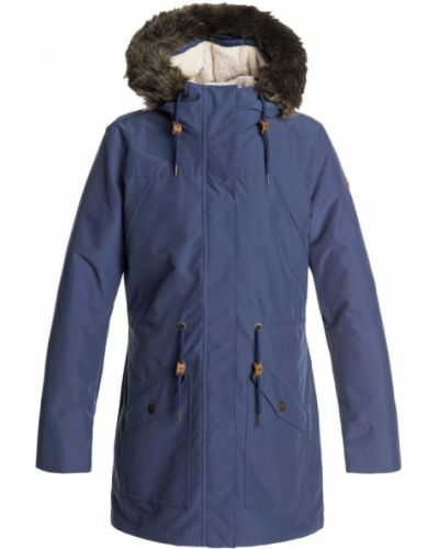Синяя куртка Roxy